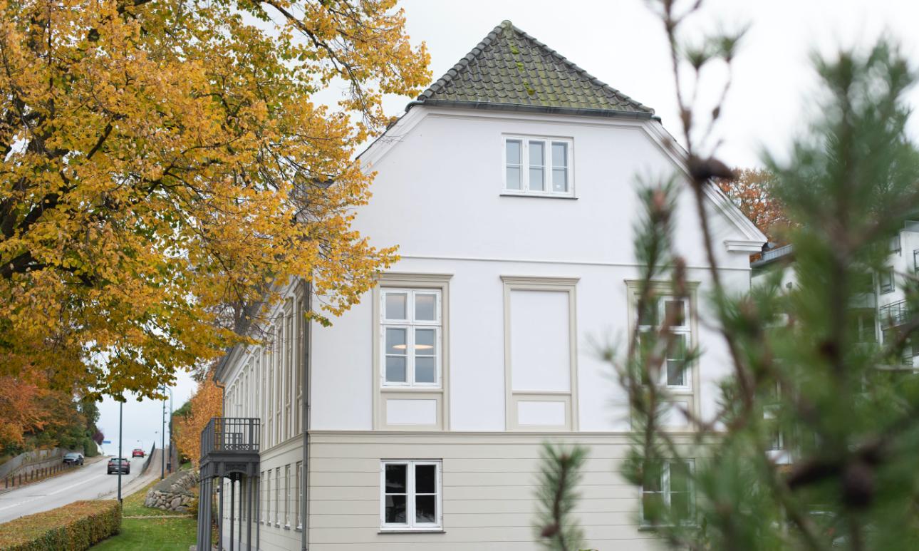 Skodsborg Grevinde Danners Palæ