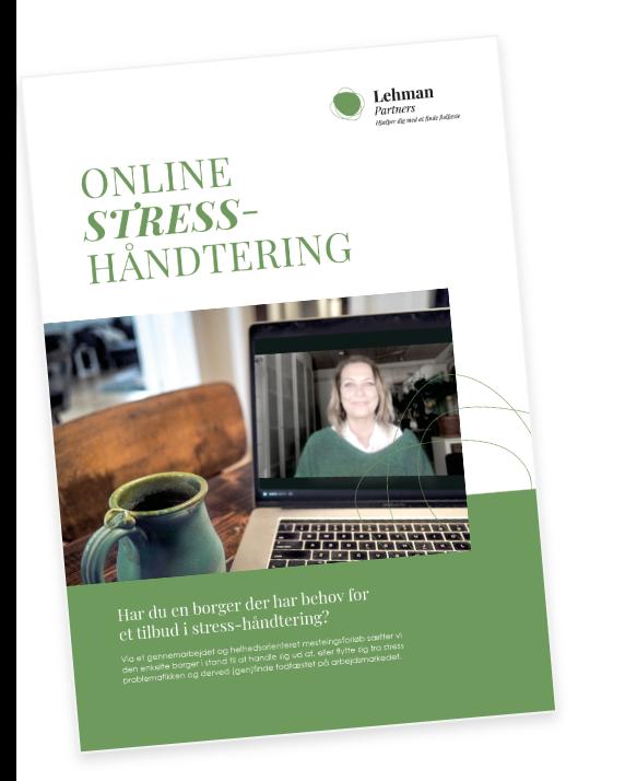 Håndtere stress-symptomerne
