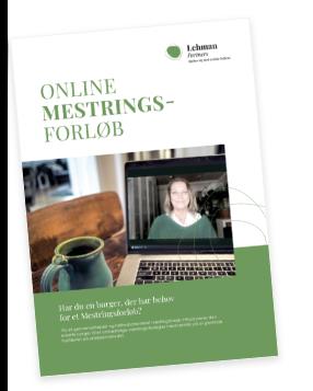 Lehman Partners Online Mestringsforløb